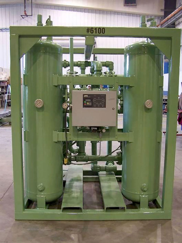 desiccant-dryer